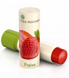"Бальзам для губ Yves Rocher ""Клубника"", Арт. 01030"
