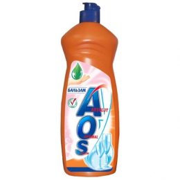 Бальзам для мытья посуды AOS
