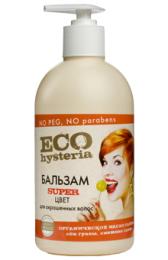 Бальзам для окрашенных волос Eco Hysteria Super цвет