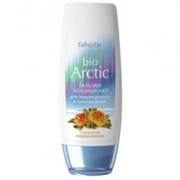 Бальзам-кондиционер Faberlic Bio Arctic c экстрактом медовой морошки