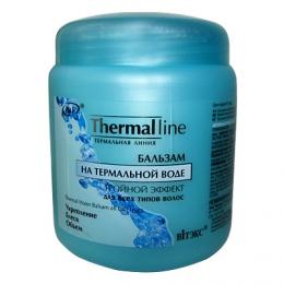 Бальзам для волос «Тройной эффект» на термальной воде Bielita Витэкс Thermal line