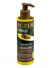 """Бальзам EcoLab """"Питательный"""" для слабых и секущихся волос"""