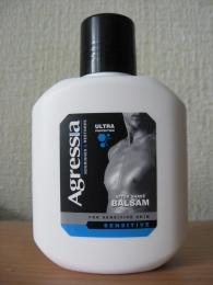 Бальзам после бритья Men Agressia Sensitive для чувствительной кожи