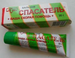 """Бальзам """"Спасатель"""""""