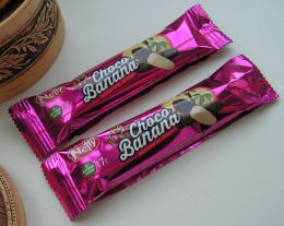 """Банановое суфле в шоколадной глазури """"Nelly"""" Choco Banana"""