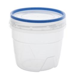 """Банка для хранения продуктов с герметичной крышкой """"Полимербыт"""" Премиум 0,5 л арт. 43201"""