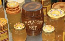 """Мед """"Башкирский мёд"""" Липовый"""