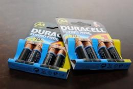 Батарейки пальчиковые Duracell Turbo max