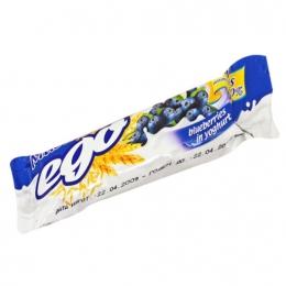 Батончик мюсли Ego с черникой в йогурте