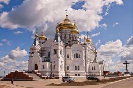 Белогорский Свято-Николаевский миссионерский мужской монастырь (Россия, Пермский край)