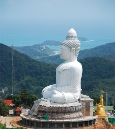 Биг Будда на Пхукете (Таиланд)