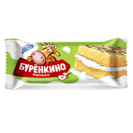 "Бисквитное пирожное Konti ""Буренкино"""