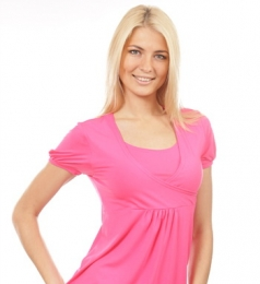 """Блуза для беременных и кормящих мам """"Y@mmy Mammy"""" Баллон"""