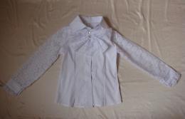 "Блузка для школы ""Лютик"" арт. 201-30"