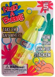 Большие нелопающиеся пузыри Bubbles