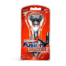 Бритвенный станок Gillette Fusion Power