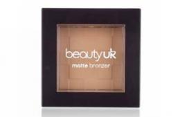 Бронзер для лица Beauty UK матовый №2