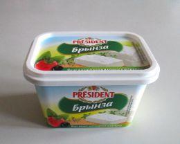Брынза President 45 %