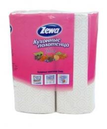 "Бумажные полотенца Zewa ""Декор"""