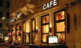 Cafe Mozart в Вене (Австрия)