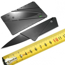 Нож CardSharp Credit Card Knife