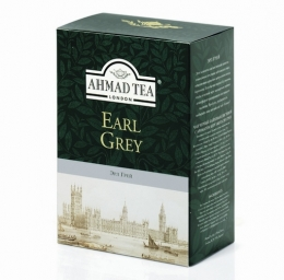 Чай Ahmad Tea Earl Grey