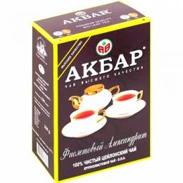 "Чай цейлонский ""Акбар"" Фиолетовый Александрит"