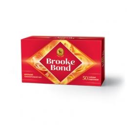 Чай Brooke Bond крепкий тонизирующий в пакетиках