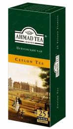 """Чай черный байховый Ahmad Tea """"Цейлонский"""""""