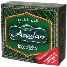 Чай черный байховый цейлонский листовой Azadan в пакетиках