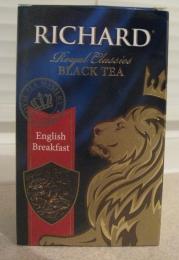Чай черный Richard Royal Classics Black Tea English Breakfast