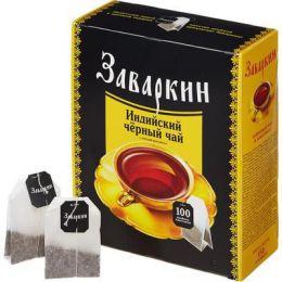 """Чай чёрный Май """"Заваркин"""" в пакетиках"""