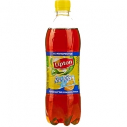 Чай Lipton Ice Tea вкус лимона