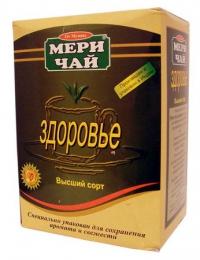 """Чай Мери Чай """"Здоровье"""" высший сорт"""