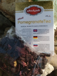 Чай Petekzade Pomegranate Tea гранатовый