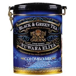 Смесь черного и зеленого чая Sun Gardens Shadow Colombo Mix