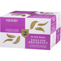 Чай в пакетиках NEWBY English Breakfast