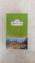 Чай зеленый листовой Ahmad Green tea
