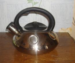 Чайник со свистком Webber BE-535