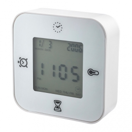 """Часы/термометр/будильник/таймер IKEA """"Клоккис"""""""