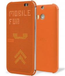 Чехол-книжка HTC Dot View для HTC One E8