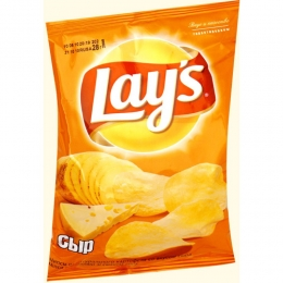 "Чипсы ""Lays"" Сыр"