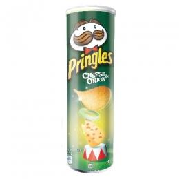 Чипсы Pringles Cheese & Onion