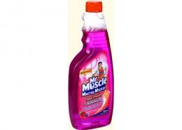 """Чистящее средство для стекол Mr. Muscle """"Лесные ягоды"""""""
