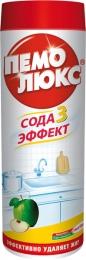 """Чистящий порошок ПемоЛюкс Сода 3 эффект """"Яблоко"""""""