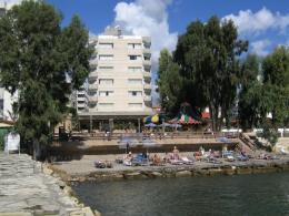 Отель Crusader Beach Hotel 3* (Кипр, Лимассол)