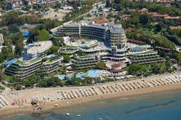 Отель Crystal Sunrise Queen Luxury Resort & Spa 5* (Турция, Сиде)