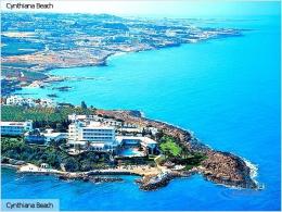 Cynthiana Beach 3* (Кипр,Пафос )