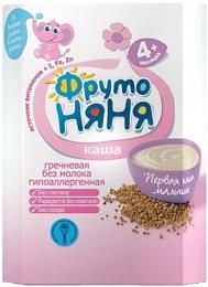 """Детская каша гречневая """"ФрутоНяня"""" без молока гипоаллергенная"""