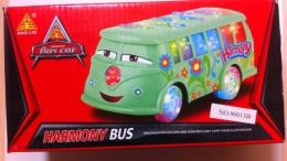 Детская игрушка музыкальный автобус Bao Lei Harmony bus car